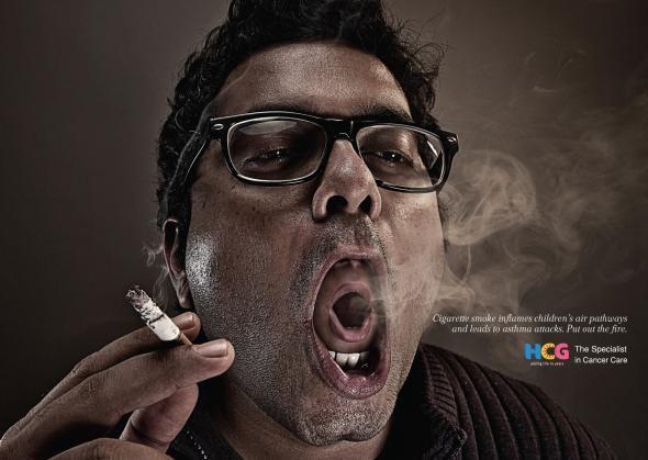 Depuis l'adoption de la loi Évin le 10 janvier 1991, il est formellement interdit de faire de la publicité directe ou indirecte en faveur du tabac. VOIR AUSSI : 14 brillantes publicités qui n…