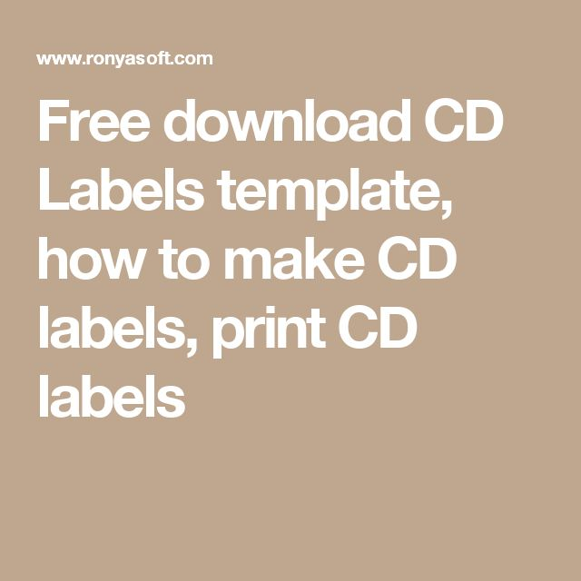 Cd Stomper Software Free Download Mac