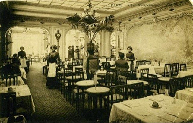THE TEA ROOM, ANGELINA, IN PARIS.--SLA
