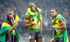 200m got Jamaica-ed  London2012
