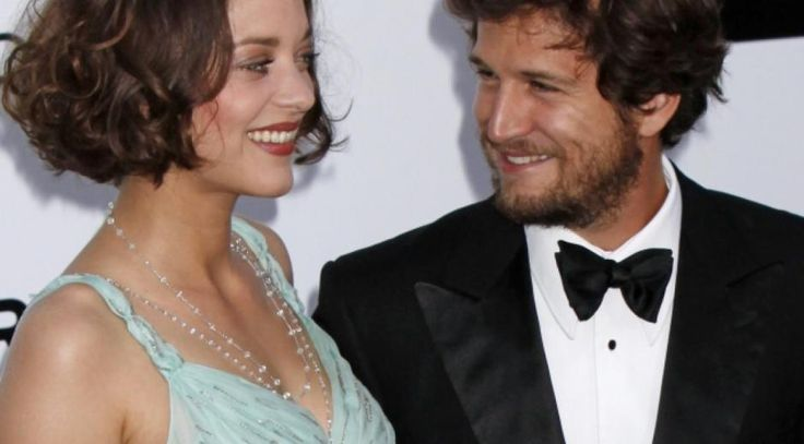 Marion Cotillard and her husband Guillaume Canet 2009