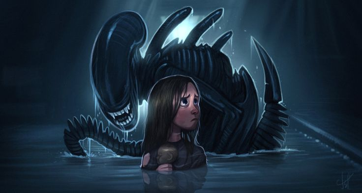 Newt - Aliens by jdelgado on DeviantArt