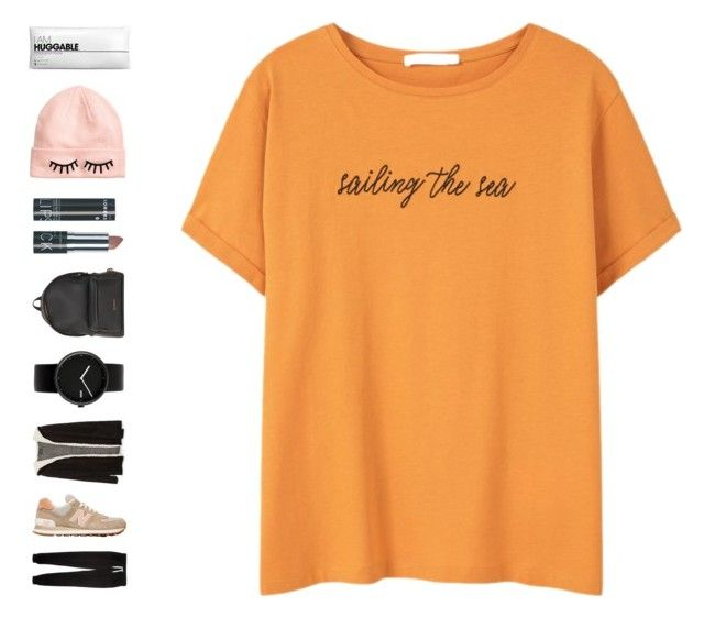 """""""love story"""" by ouchm4rvel ❤ liked on Polyvore featuring ONLY, MANGO, Zara, New Balance, H&M, Alessi and Givenchy"""
