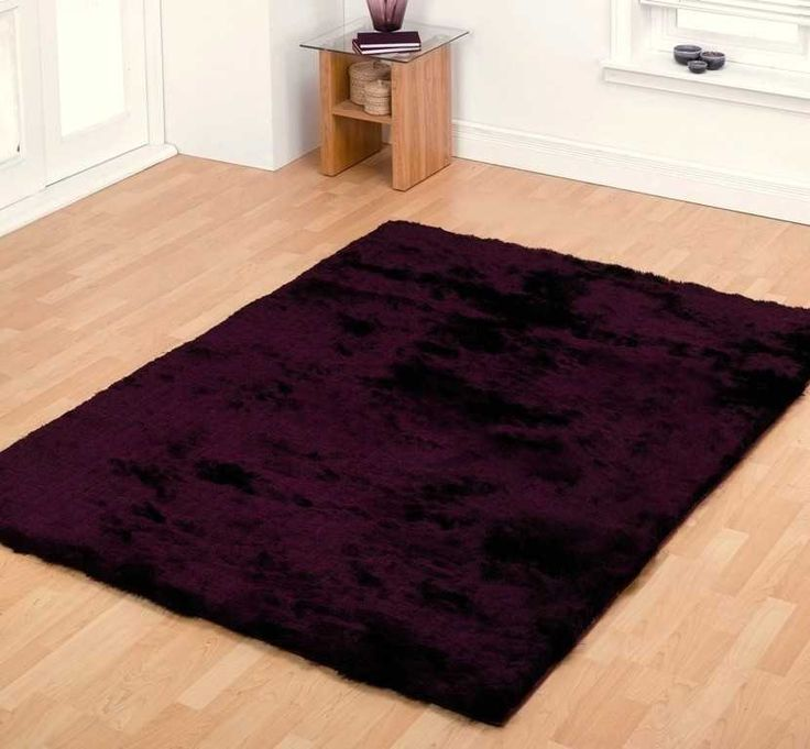 Whisper plum rugs modern rugs purple perfection for Plum and cream rug