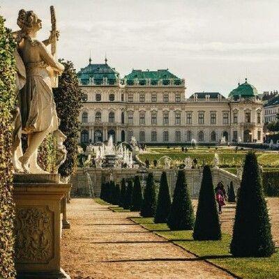 Вена, Австрия...