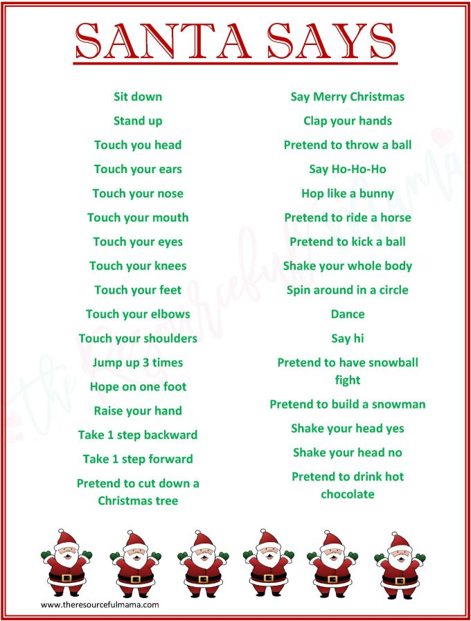 Classroom Ideas Printables ~ Best christmas games for kids ideas on pinterest