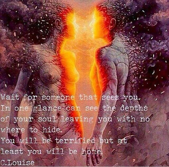 Soulmate/Twin Flames                                                                                                                                                     More