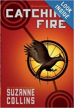 Suzanne Collins - Catching Fire #thehungergames #catchingfire