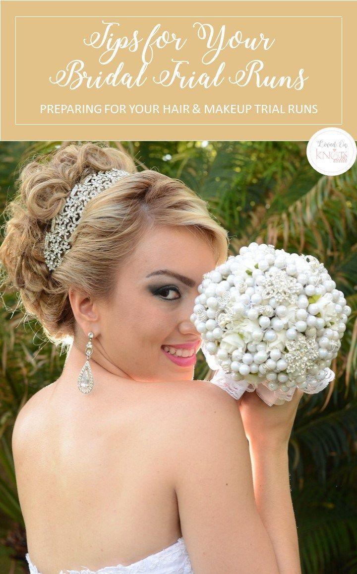 Bridal Trial Runs