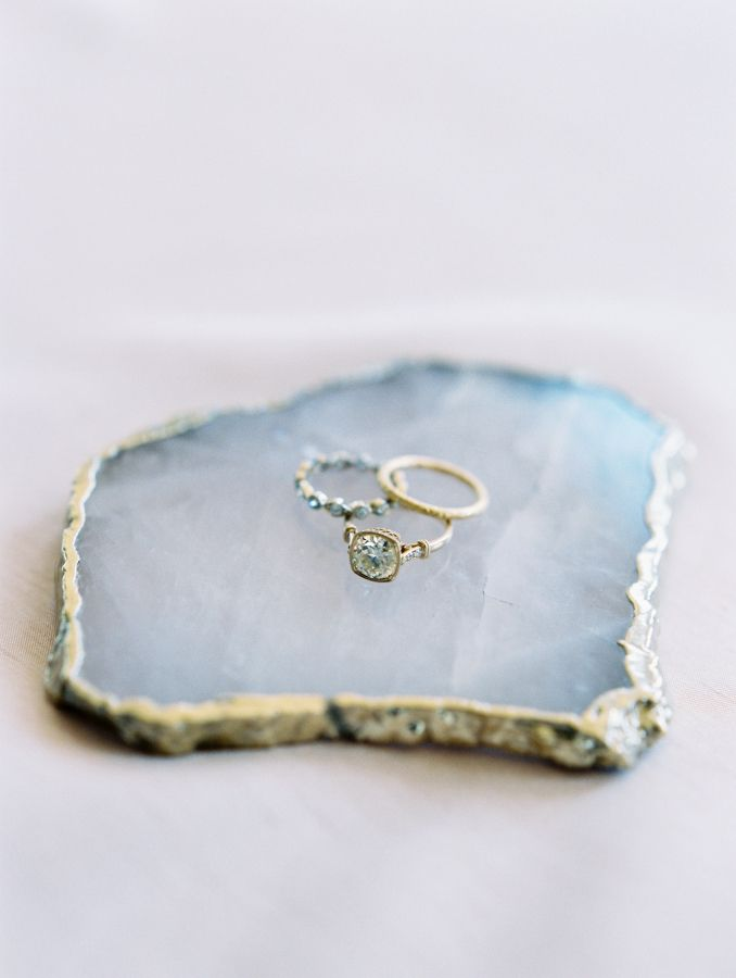 Vintage engagement ring: http://www.stylemepretty.com/2017/05/16/bright-and-colorful-southern-wedding-inspiration/ Photography: Abby Jiu - http://www.abbyjiu.com/