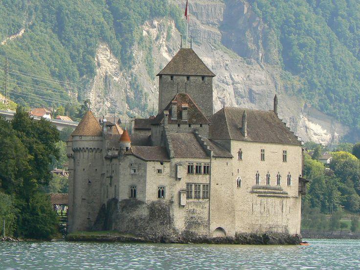 Chateau de Chillon (Montreux)