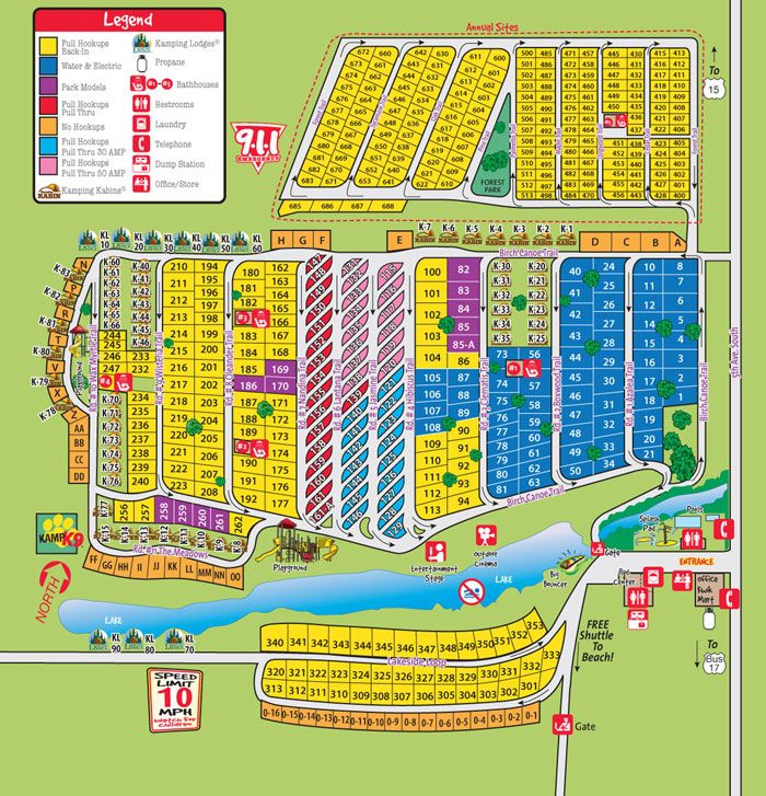 Campground Map Design Software Free Hydrosokol