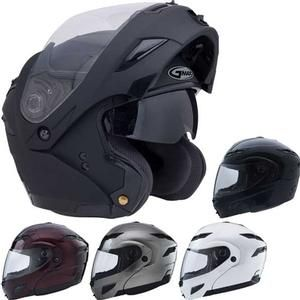 Gmax GM54 Helmets - Modular Street - Solids - Competition Accessories