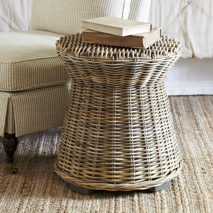 Found It At Wayfair   Rivera Rattan Side Table Part 61