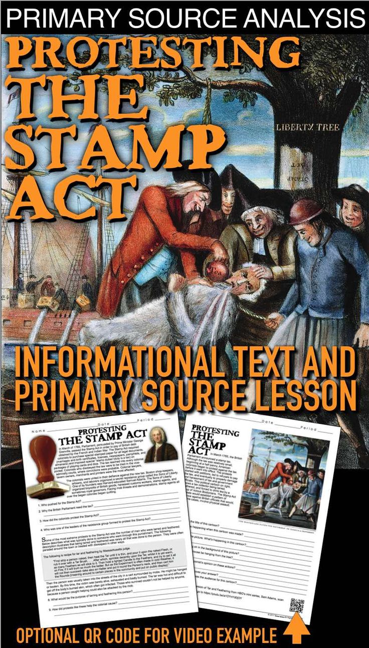 193785 best tpt social studies lessons images on pinterest american revolution the stamp act and tar and feathering primary source lesson publicscrutiny Images