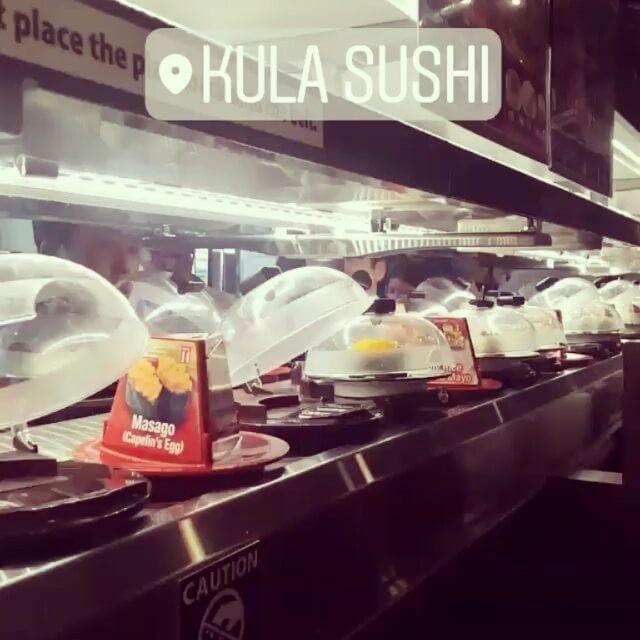 KULA | Revolving Sushi Bar