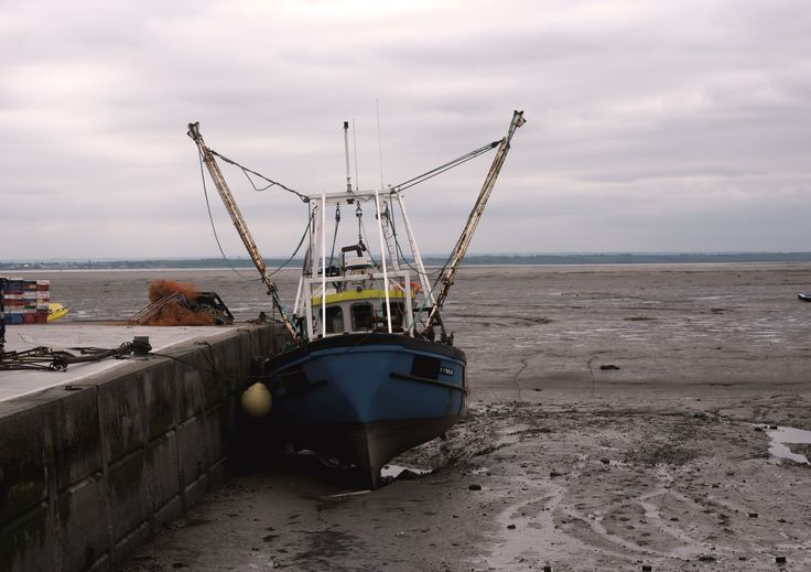 Fishing Boat at Leigh on Sea, just down the River from London