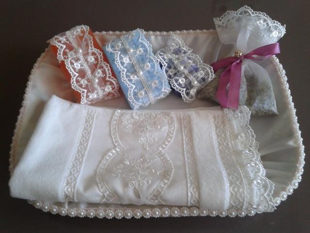 banyo havlu takımı