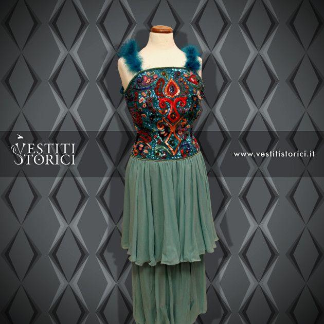 Vestiti Storici Vestiti Storici » Abito anni 20 donna [VF-F002]