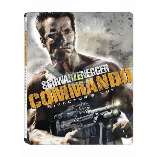 STEELBOOK EDICE.Obsah filmu:Úplně poprvé na Blu-ray™ máte možnost prožít každý záběr z Komanda tak, jak ho jeho tvůrce opravdu zamýšlel! Při příležitosti 30. výročí vzniku filmu přichází tato speciální edice s režisérskou verzí snímku, řadou výjimečných bonusů a s tak častým výskytem Arnolda, jak si jen můžete přát. Velitel elitní bojové jednotky ve výslužbě, plukovník John Matrix (Arnold Schwarzenegger), žije poklidným životem společně se svou dcerkou (Alyssa Milano). Když ji unese bezcitný…