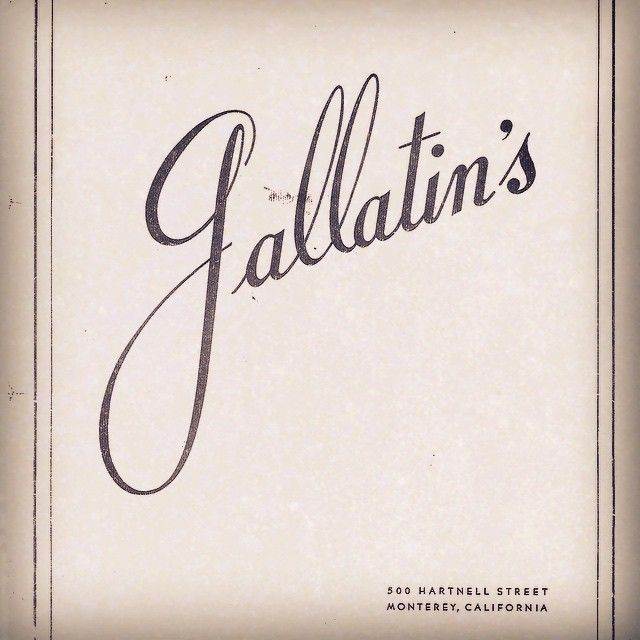 #tbt to days when our historic adobe hosted Gallatin's Restaurant. Relive the Rat Pack days with our #GallatinsThrowback menu: whole suckling pig, whole-roasted salmon or wood-fired baby goat. Available for parties of 6+ with a week's notice. Call for pricing. #Restaurant1833 #GallatinsRestaurant #StokesAdobe