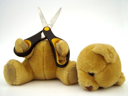 Now THAT'S a bad day...Chronic Pain, Teddy Bears, Scissors, Funny, Anne Arbors, Blog, Baby Bears, Suicide, Animal