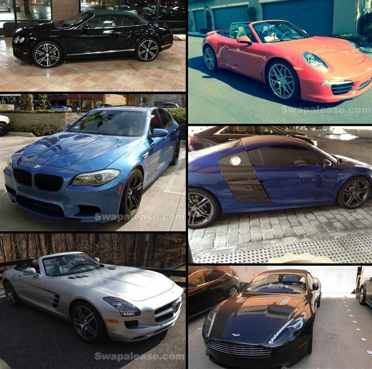 Aston Martin DB9, Porsche 911, Bentley GTC, Audi R8 V10, BMW M5, Mercedes SLS AMG... We have all of them available for lease transfer!   Try it before your buy it or turn it in at the end of the lease. Check out exotic & super luxury listings on Swapalease.com - http://j.mp/ExtLux