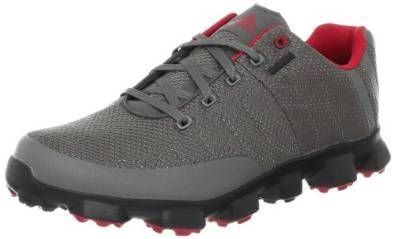 686e603739c4 Offering waterproof protection these mens Crossflex golf shoes by Adidas  feature strategically placed pods and zonal traction elements that adjust  to ground ...