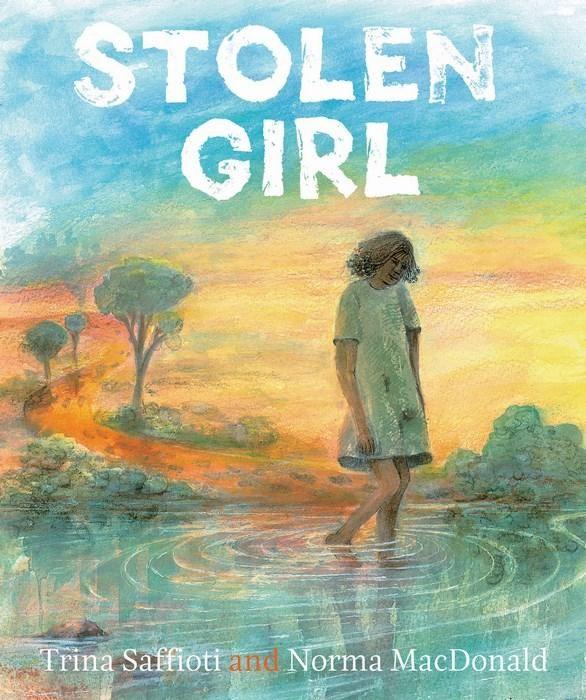 Stolen Girl - Trina Saffioti