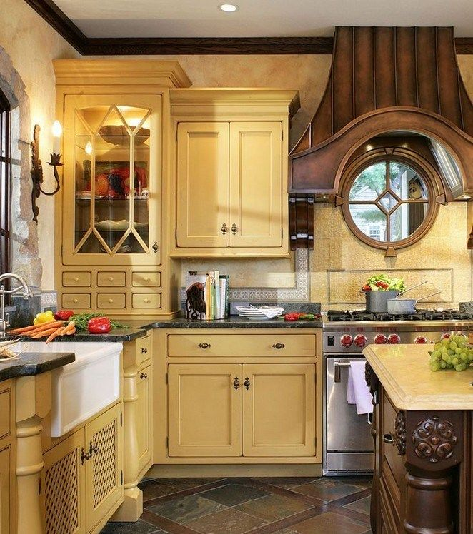 37 Antique Kitchen Ideas Reviews Guide French Country