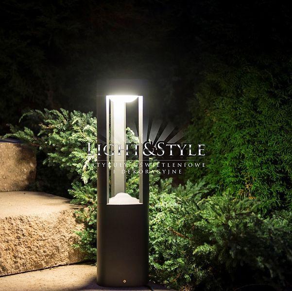 Su-ma FAN lampa zewnętrzna stojąca wysoka - Sklep Light & Style