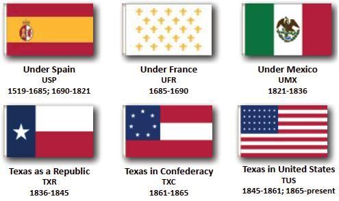 The Six Flags Of Texas Sassy In Texas Texas Flags Texas Poster Six Flags Over Texas