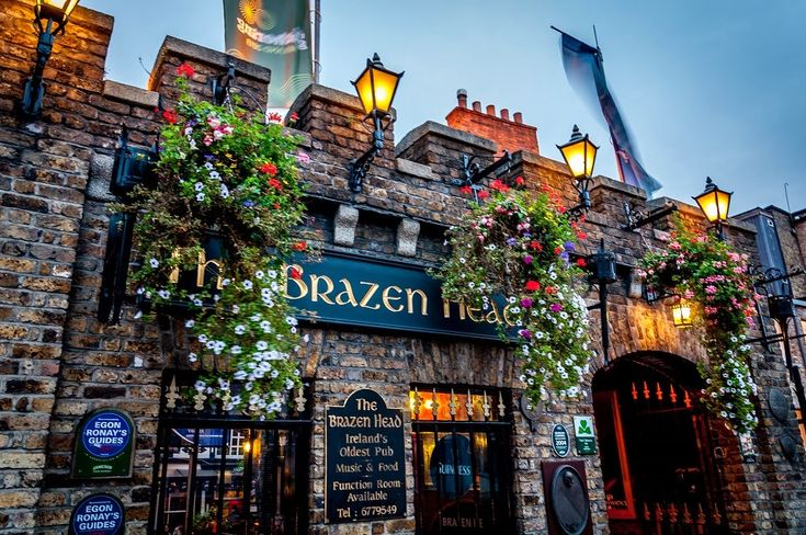 An Evening of Food, Folklore and Fairies at the Brazen Head, Ireland's Oldest Pub with a great dinner show.