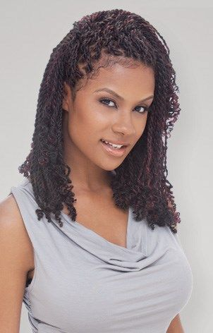 Jamaican Twist Braid Available Colors 1 1b 2 27 30