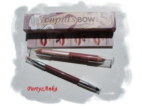 Cupid's bow от Benefit - набор для макияжа губ