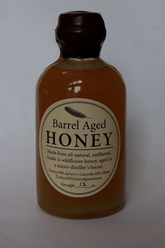 Bourbon Barrel Aged Honey Other Turkey And Honey