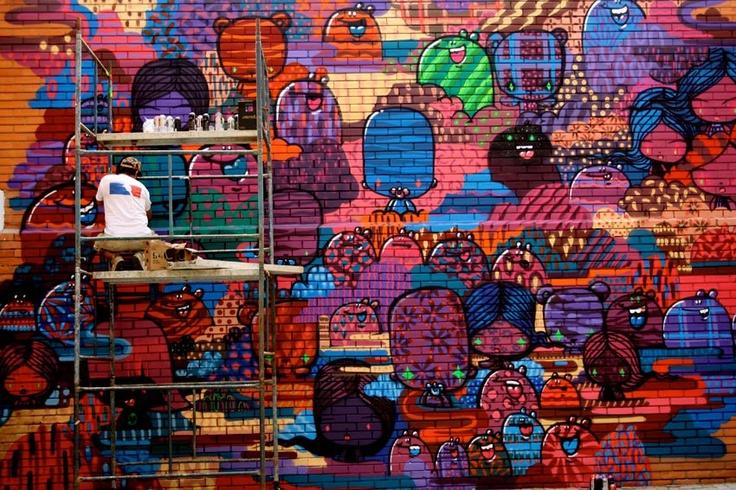 #toz #street #art #graffiti