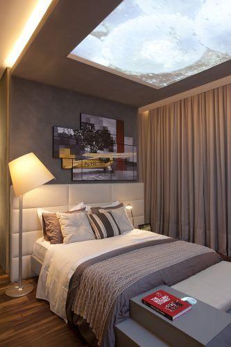 Master Bedroom   A Suíte Do Conquistador, Assinada Pelas Arquitetas  Daniella E Priscilla De Barros