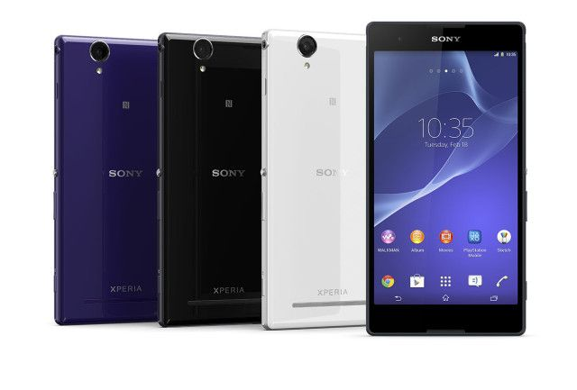 Xperia T2 Ultra and Xperia T2 Ultra dual announced: 6-inch 720p display, 13MP camera