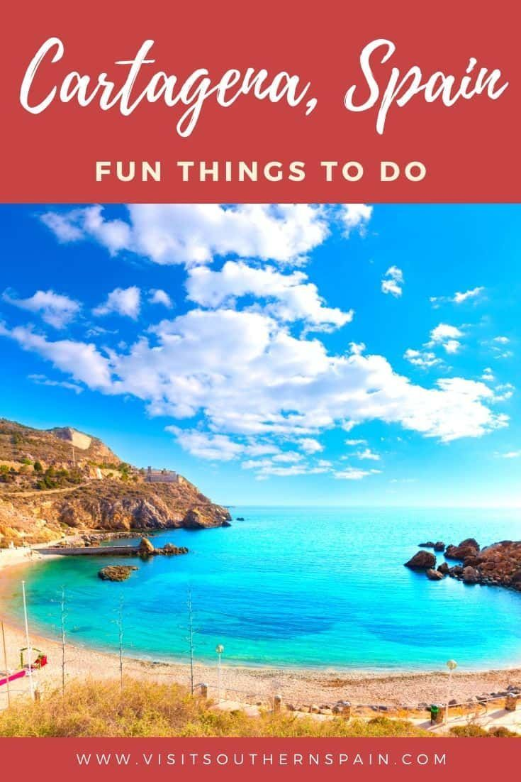 Unique Things To Do In Cartagena Spain 3 Day Itinerary Visit Southern Spain Cartagena Spain Cartagena Spain Travel