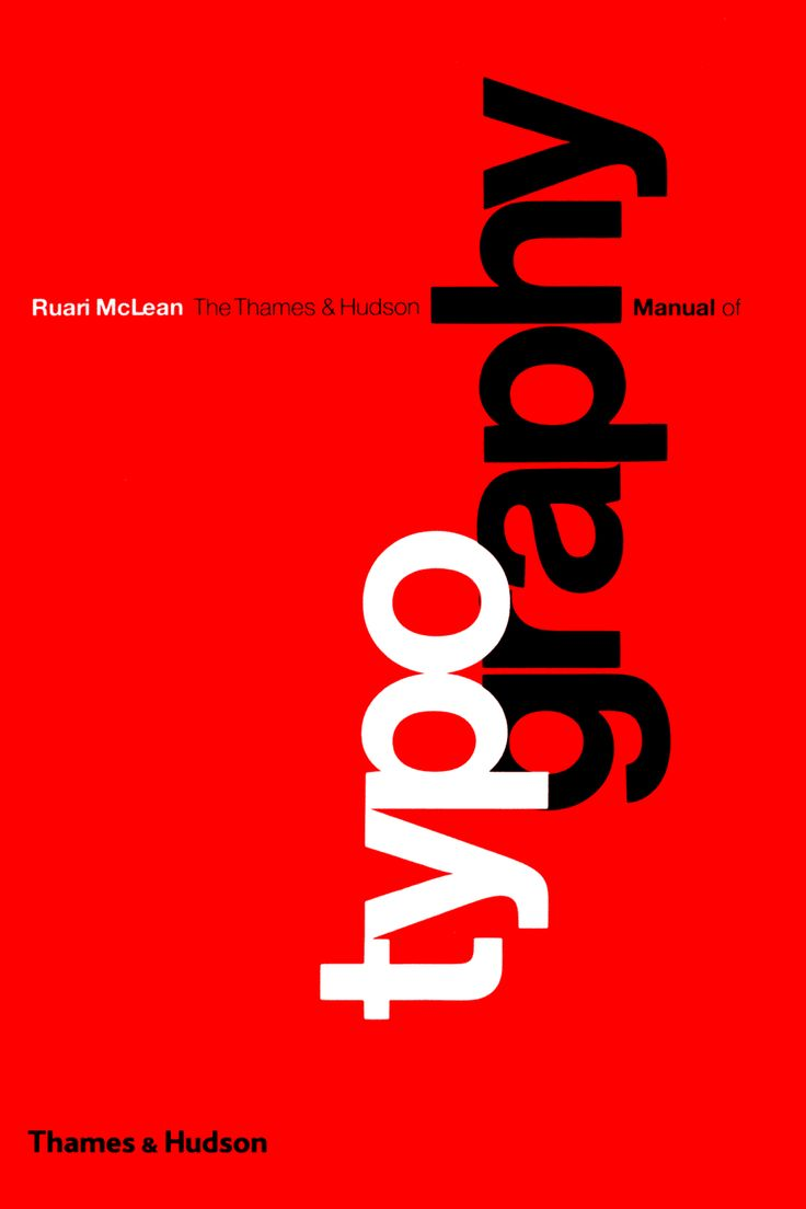 typography layout design