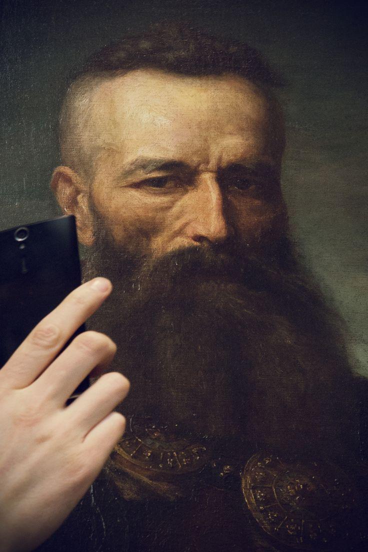 Leon Kapliński, Hetman Stefan Czarniecki, 1863 #museumselfie