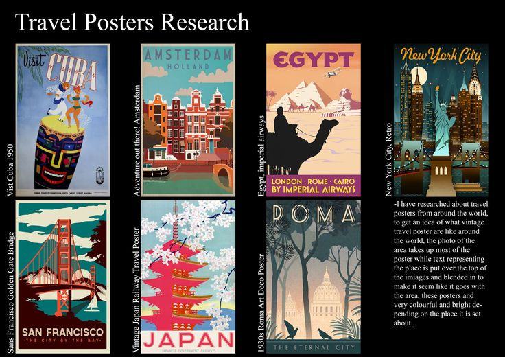 Travel Posters BookWork Page 4 Vintage Travel Posters