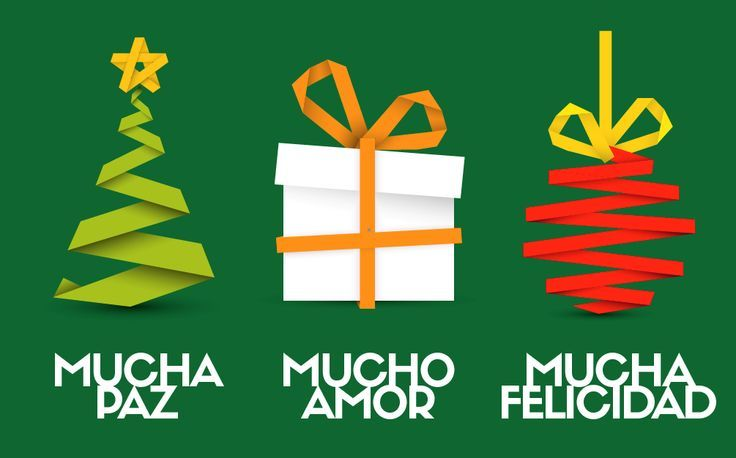 Los tres deseos principales de esta temporada. ¡Que no falte ninguno para 2015!