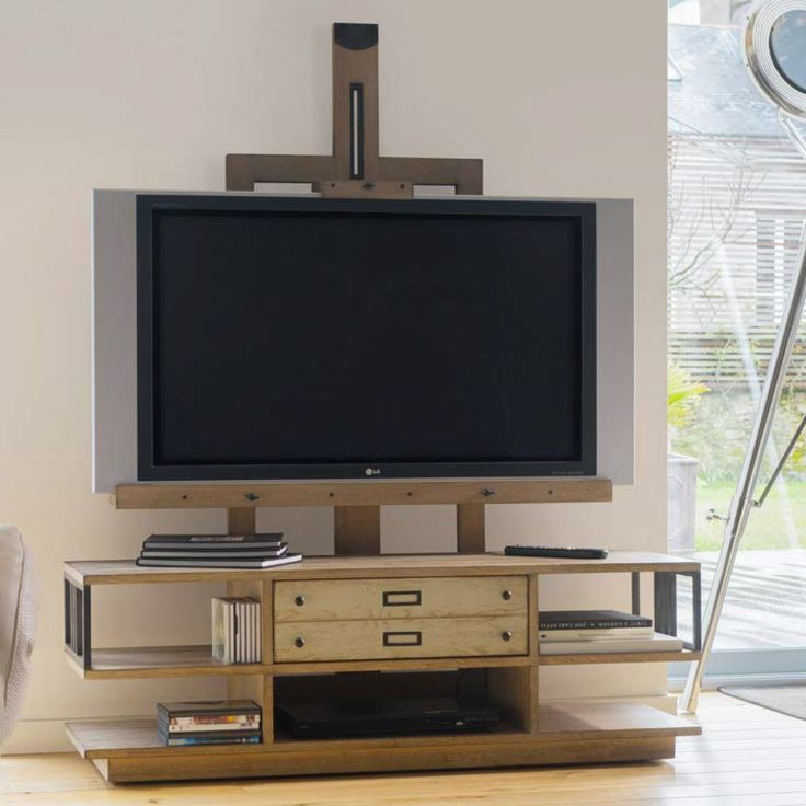 17 best ideas about meuble tv moderne on pinterest for Meuble tv longueur 100