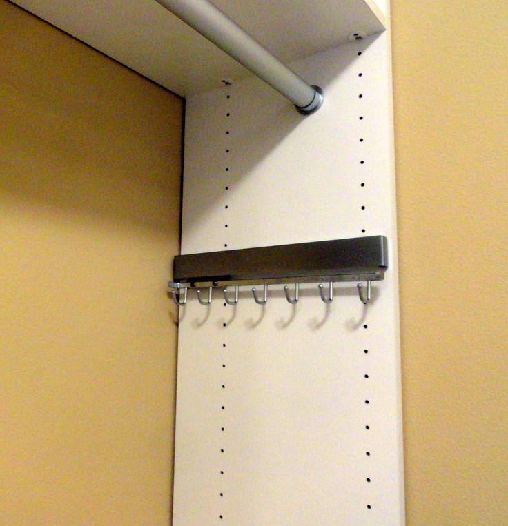 Holy Craft: Master closet reveal