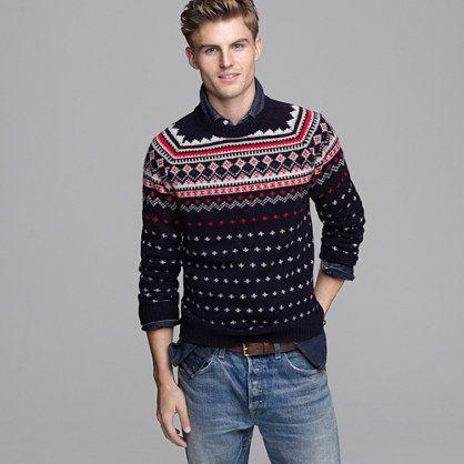 12 best Norweger Pullis. Fair Isle Sweaters images on Pinterest ...