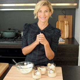 Jessica Seinfeld, cookbook author and founder of Baby Buggy, just gave us a whole new reason to love homemade sweets again. Two words: Milano pudding.