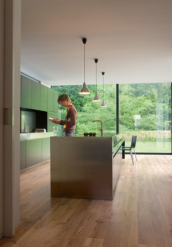 Quick-Step Eligna Vintage oak natural varnished, planks (U995) Laminate flooring www.quick-step.com