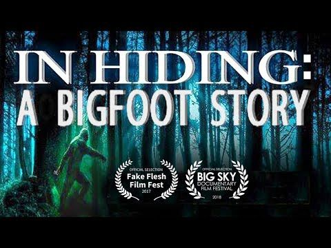 In Hiding A Bigfoot Story (Bigfoot Movie 2018) - YouTube